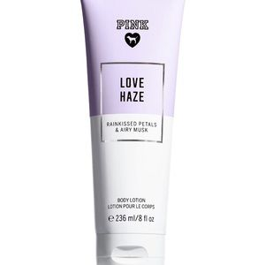 VS PINK Body Lotion Love Haze